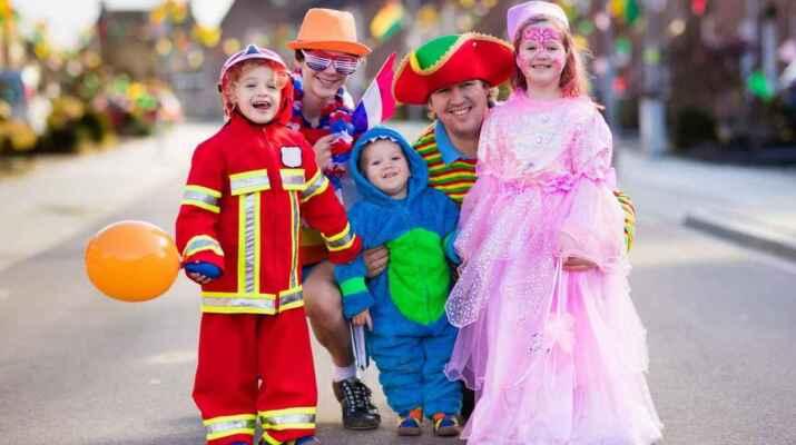 Consejos para los disfraces de Halloween