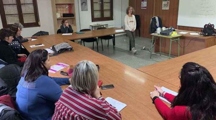 Programa Inserción Laboral para Mujeres TYRIUS INTEGRA Comarca LA SAFOR