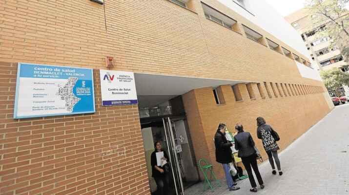 Apertura de Centros de Salud por la tarde
